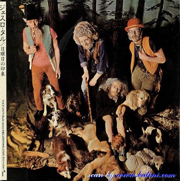 JETHRO TULL - This Was Album