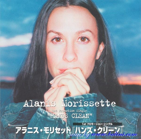 ALANIS MORISSETTE - Hands Clean - CD Maxi