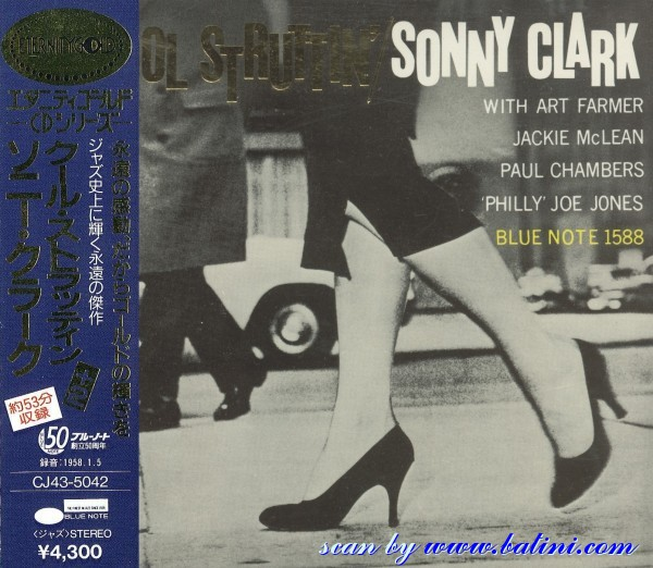 Sonny Clark Cool Struttin Records Lps Vinyl And Cds