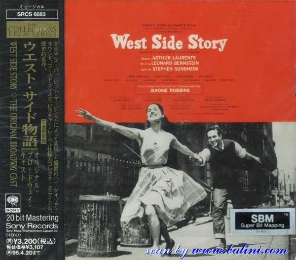 *SOUNDTRACK - West side story - CD