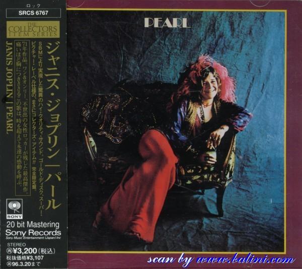 JOPLIN JANIS - Pearl CD