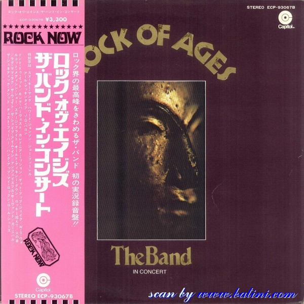 BAND - Rock Of Ages EP
