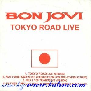 BON JOVI - Tokyo Road Live