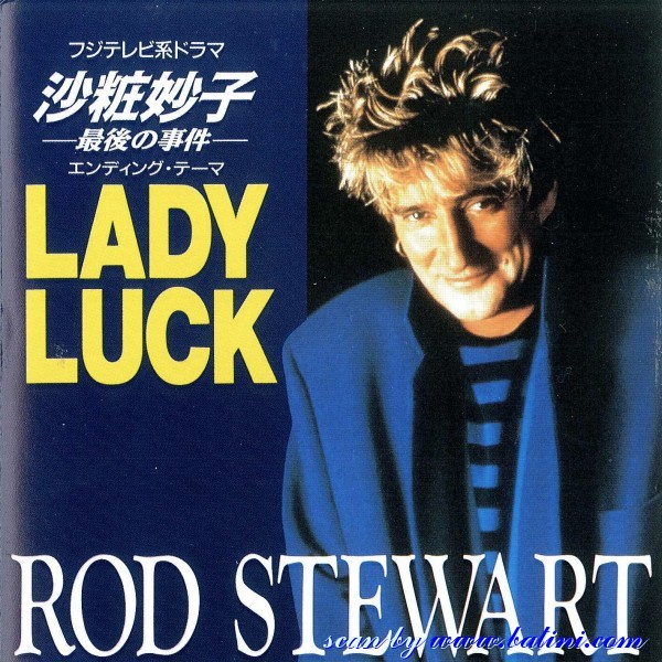 STEWART ROD - Lady Luck - CD Maxi