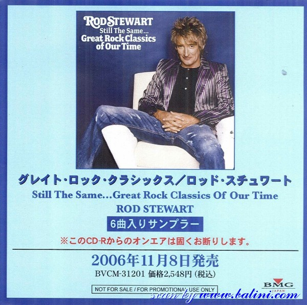STEWART ROD - Great Rock Classics of Our Time - CD