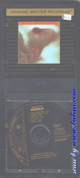 PINK FLOYD - Meddle - CD