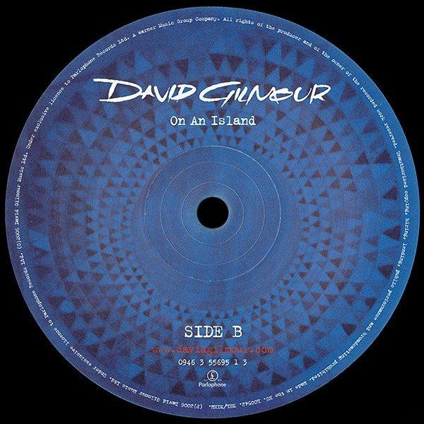 2006 David Gilmour On An Island