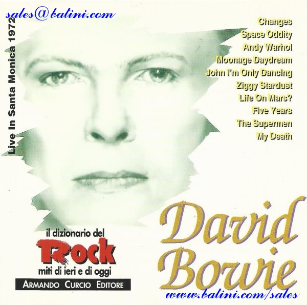 Il Dizionario Del Rock N58 Live In Santa Monica 1972